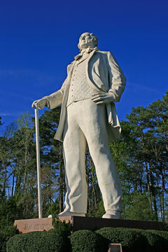 Sam Houston Statue, Houston, Texas