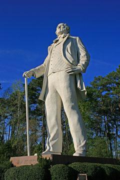 Sam Houston Statue, Houston, Texas